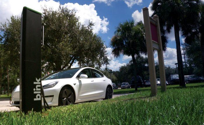 Green charging