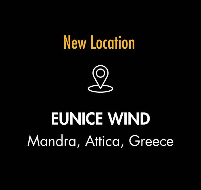 EUNICE WIND