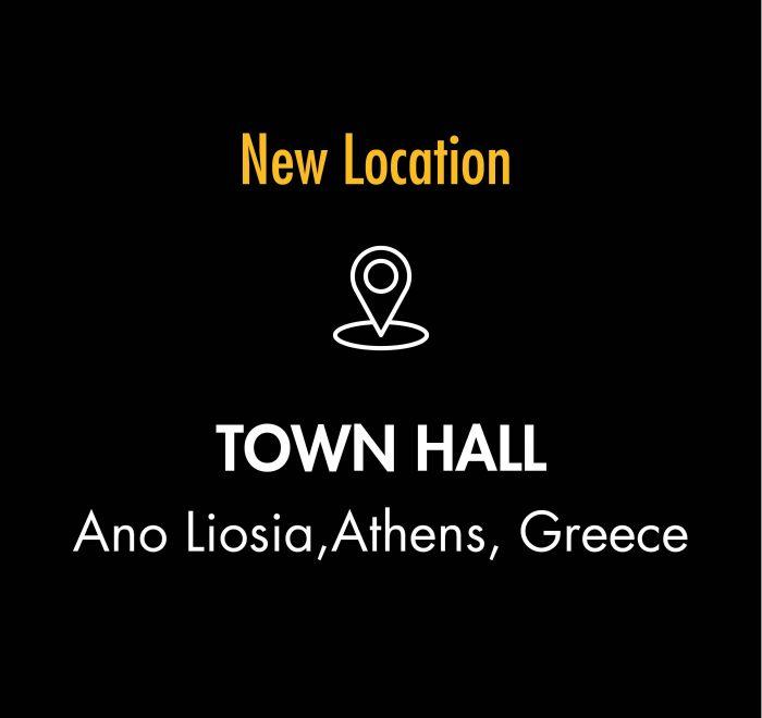 Ano Liosia Town Hall